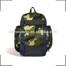 KOSTON branding Camouflage skate sports backpack KB127