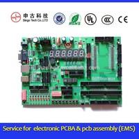 LED rigid flexible strip pcb board(OEM SMT PCB assembly)