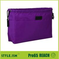 Portable traveling nylon travel bag organizer bag handbag wholesale