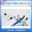 customized festival woven wristbands bracelet