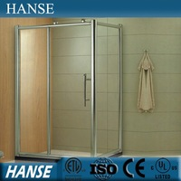 HS-SR810 glass enclosed european style bathrooms showers big