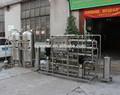 الصين مورد 3000 lph مشروع محطة مياه الشرب