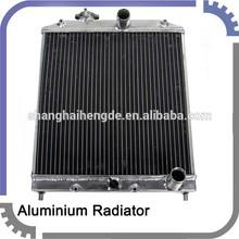 for honda civic EK EG 92-00 56MM Manual 3 Core MT B16 B18/TOYOTA EP82 EP91 aluminum radiator core suppliers