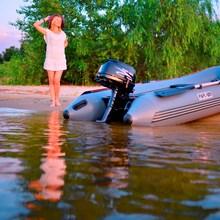 CE, EPA approved 4-stroke 6hp outboard engine/boat motor