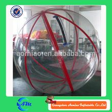 high quality human sized water balloon inflatable water walking bubble balls human hamster water balls