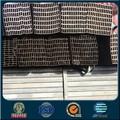Erw q195 / q235 / q215 100 mm * 100 mm galvanizado perfil quadrado