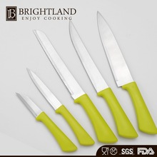 Food Grade Best Price Kitchen 440C Stainless Steel Knife Set