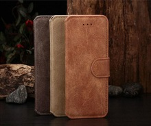 PU leather wallet case for iphone case, for iphone 6 leather case
