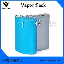 Kosma electronic cigarette box mod vapor flask