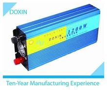 Off Grid Inverter 1200W Pure Sine Wave Inverter 12V 220V
