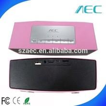 AEC LOGO Brand BQ-617 Bluetooth Sound Speaker with 4000mAh Charging Current