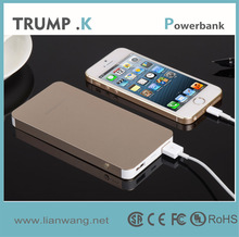 2015 Newest Consumer electronic for portable Power bank for trip