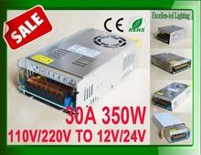 led strip power adapter power transformer 24v 120v for led strip