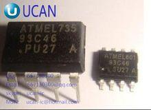 Erasable programmable read-only memory AT93C46D TSSOP8 93C46 (100PCS)