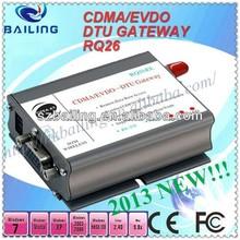 Industrial data tranmission DTU modem quality remote control/industry monitoring DTU RS232 GSM GPS GPRS DTU MODEM(RQ246)
