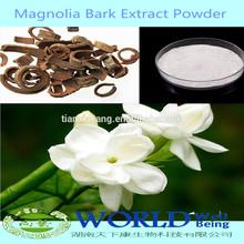 100% Natural 50%-98%Magnolol Magnolia Bark Extract/Magnolia Bark Extract/Magnolia Officinalis Extract