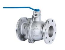 Q41FW-16PR/25PR/40PR Stainless steel ball valve with flange/female threaded ends
