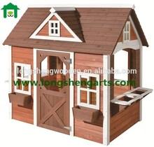 Handcraft wooden kids Playhouse