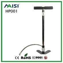 pcp pump car tyre pump pump for rifles 4500psi with valve guage & hose