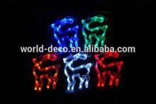 Christmas reindeer lights / Reindeer light Outdoor / figures Xmas lights