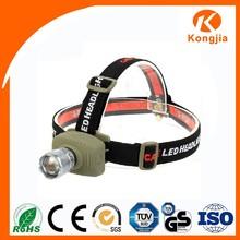 Light and Handy High Power Led Lamp ABS Led Mini Headlamp Light