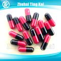 vaciar duro cápsula gelatinas fabricante de china