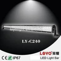240W high power led light bar Worklight/Flood Light/Spot Light for boating,hunting,fishing,farming,heavy machine