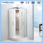 5mm glass with ABS material shower tray dubai shower room
