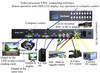 Alibaba express video wall processor video wall controller with factory price