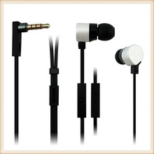 China wlolesale 2014 high end design wired mobile headphone