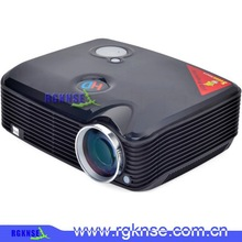 Hot Sale !! Newest 2500lumens brightness120W led lamp 1280x800pixels android full HD 1080P 3D HD WIFI led projector proyector