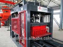 Solid brick making machine / construction machine