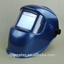 WH6913 Blue Welding helmet