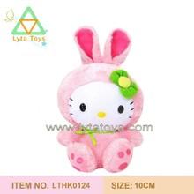 New design baby hello kitty plush stuffed toys