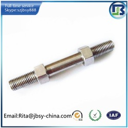 high quality stainless steel stud bolt m16