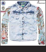 girls top printing designs blouse