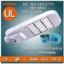 UL CE SAA IP67 40W~280W Parking Lot Lighting, street legal bumper cars for sale 347V Photocontrol