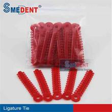 Fashionable dental orthodontic ligature tie normal dental orthodontic instruments