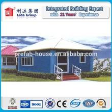 hot sale light steel villa