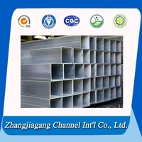 25x25 aluminum extruded tube profile for buildings made in china