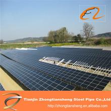 Solar pv mounting, solar bracket, solar mounting rail for solar system