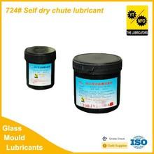Glass factory glass liquid trough lubricant