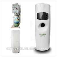 Wall mounted bathroom air freshener for air conditioner/electric bathroom air freshener spray YK8201