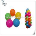 bola de plástico bolas pozo para piscinas de bolas