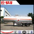 Tanque de combustível semi- trailer dimensões