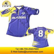 xxxxxl men shirt/High Quality Custom Polyester Rugby Shirt Manufacturer