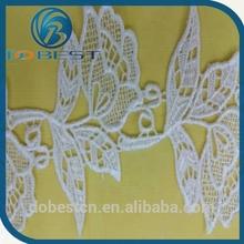 super swiss lace 3d flower lace big white lace