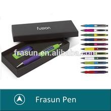 High Level Click Action Pen,Metal Click Open Pen with multicolor