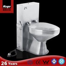 Hot dryTwo piece toilet bowl