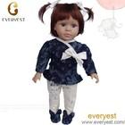18 high quality vinyl nude girl doll/body sew doll/soft body baby dolls